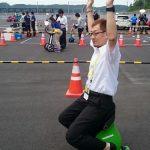 イベントでの名古屋車両部のドライバー齊場