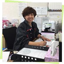 名古屋車両部 副部長 戸田典子