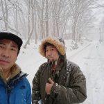 北海道での撮影(札幌事務所)