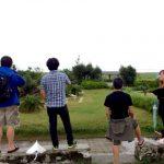 海外研修の風景