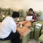 鍼灸師の日常